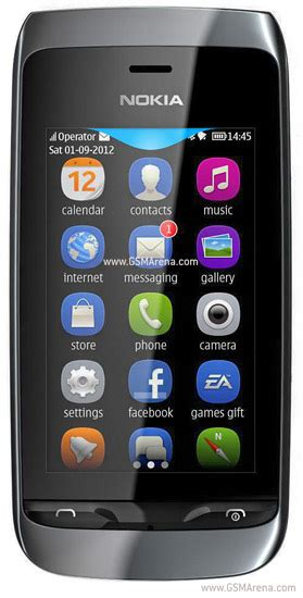 Hp Nokia Asha 308 nokia asha 309 pictures official photos