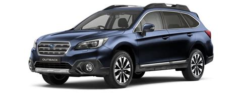 dark blue subaru outback outback subaru of new zealand