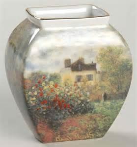 Goebel Vase Goebel Artis Orbis Monet Artist S House Mini Vase