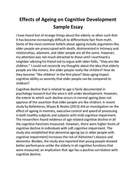 thesis abstract about child development cognitive development essay questions