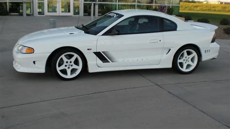 1997 mustang saleen 1997 ford mustang saleen coupe t277 st charles 2011