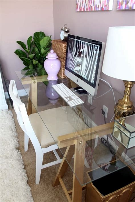 design interior yourself 14 interesting and creative computer table designs do it