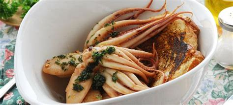 ricetta per cucinare i moscardini come cucinare moscardini cucinarepesce