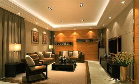 livingroom com living room bar and lighting design 3d house