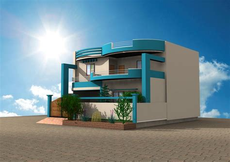 3d Exterior Home Design Software Free Online 3d Home Design By Muzammil Ahmed On Deviantart
