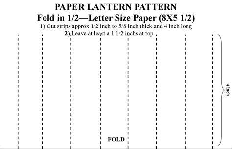 Chinese Paper Lantern Patterns   Patterns Kid