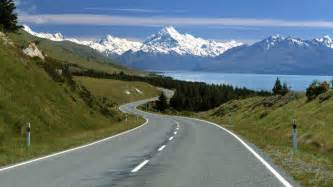 car rental new zealand south island image gallery new zealand scenery