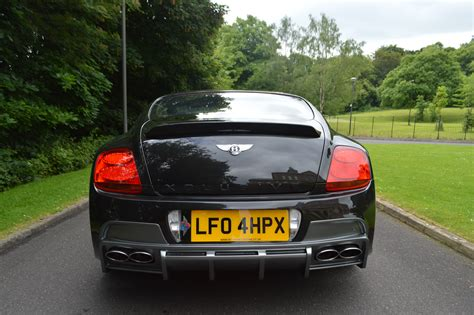 bentley rear bentley continental gt xclusive rear bumper body kits