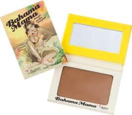 Bahama 7 08g p 243 the balm bahama bronzant beleza na web