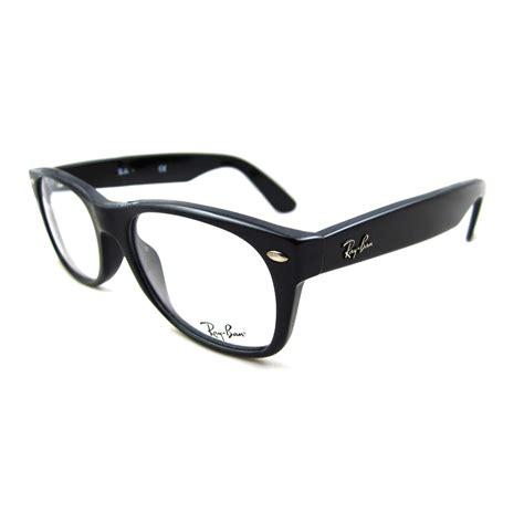ban glasses frames 5184 new wayfarer 2000 shiny black