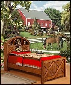 horse theme bedroom decorating ideas girls horse themed
