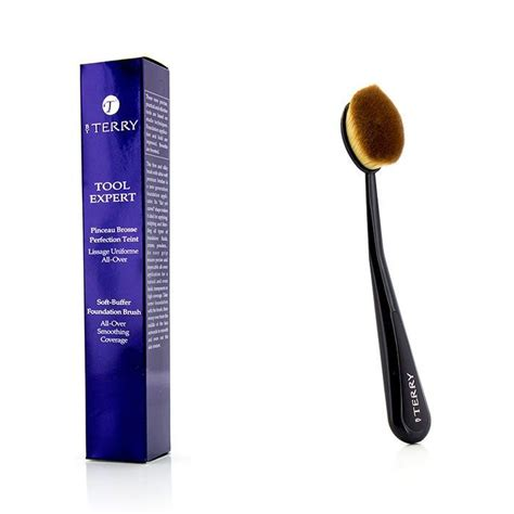 by terry brushes tools buy by terry brushes tools by terry soft buffer foundation brush reviews photos