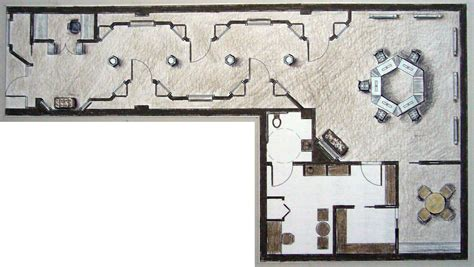 jewelry shop floor plan jewelry shop floor plans