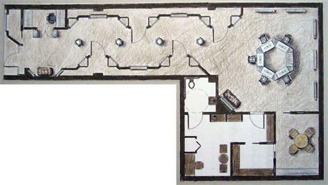 jewelry shop floor plan student work by michael wickersheimer at coroflot com