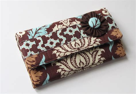 Handmade Fabric Wallets - handmade wallet fabric clutch wallet in by