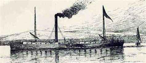 uso del barco de vapor en la revolucion industrial historia del uso del vapor en los barcos navegacion maritima