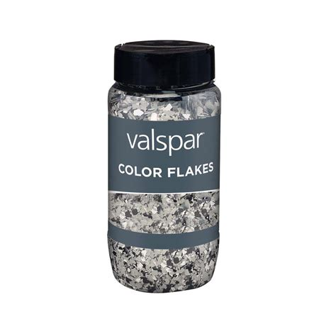 shop valspar granite paint color flakes actual net contents 10 fl oz at lowes