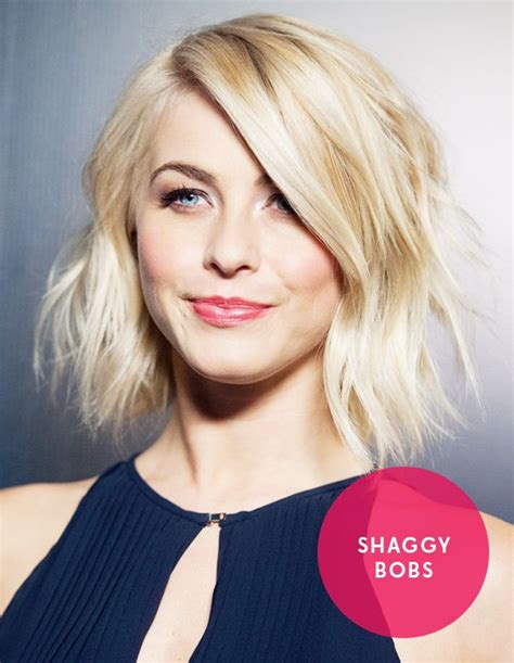 shag hair style and face shape if you have an oval face shape and want to opt for a short