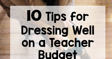 7 Tips On Well by 10 Tips For Dressing Well On A Budget 2 Peas And