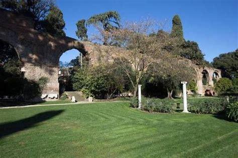giardini segreti roma i giardini segreti pi 249 belli di roma che non tutti conoscono