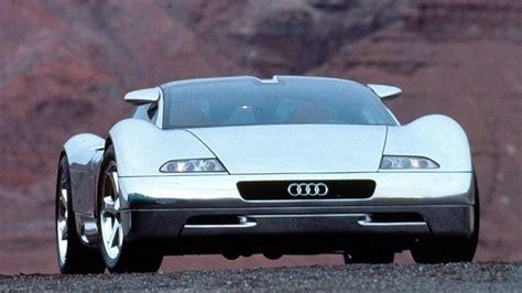 Audi Old Cars old concept cars audi avus quattro