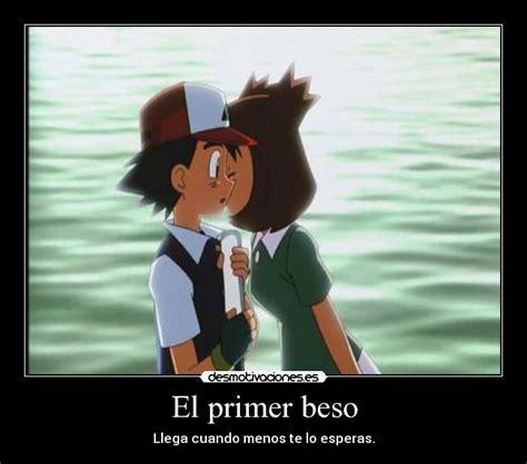 imagenes de anime que se besan el primer beso desmotivaciones