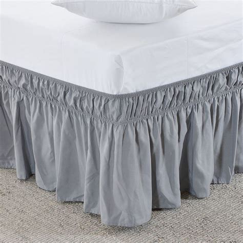 you actually use a bed skirt with an adjustable bed the sleep judge