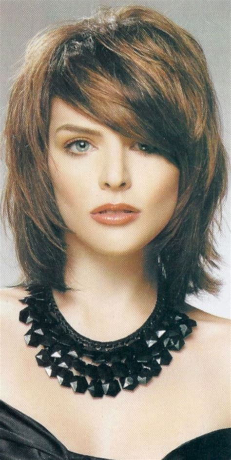 show me hairstyles for medium length hair medium shag haircuts medium length layered shag haircut