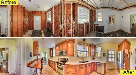 home renovation loans before after renovation photos
