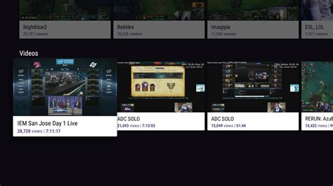 twitch apk twitch v4 5 1 adds support for android tv apk