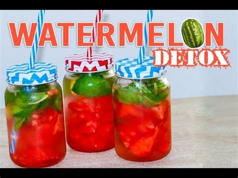 Melon Detox Drink by China Renee