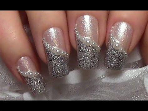 Nägel Lackieren Schnell Und Einfach einfach schick elegantes perlen nageldesign selber