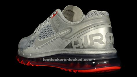 Nike Air Max 200 Foot Locker by Nike Air Max 2013 Le Reflective Silver Foot Locker