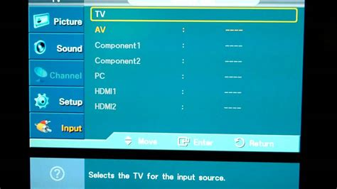 how to reset ps3 video input settings solving the samsung hdtv quot pc input is greyed out quot problem