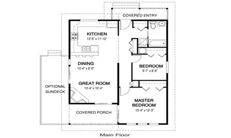 house with guest house plans cabana floor plan 2 bed trend home design and decor