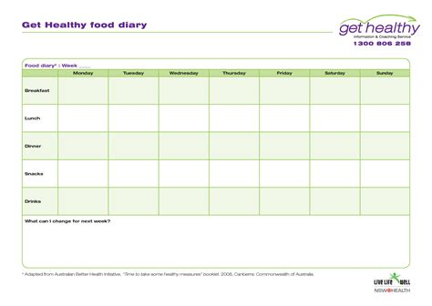diary template docs doc 12751650 microsoft word diary template food journal