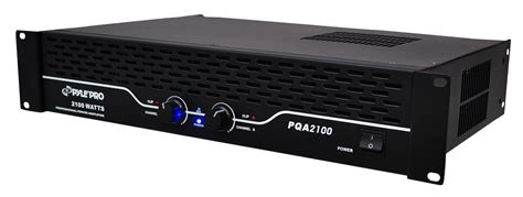 amazon pro amazon com pyle pro pqa2100 19 rack mount 2100 watts