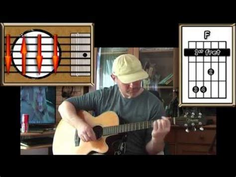 tutorial guitar beatles something the beatles acoustic guitar lesson youtube