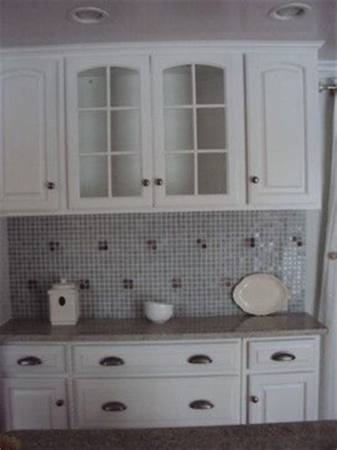 Shallow base cabinets. Ordered in a reduced depth from