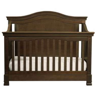 Million Dollar Baby Classic Louis Convertible Crib With Toddler Rail Million Dollar Baby Louis 4 In 1 Convertible Crib In Espresso Free Shipping