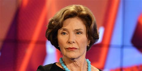 laura bush laura bush was shocked that barbara bush didn t want
