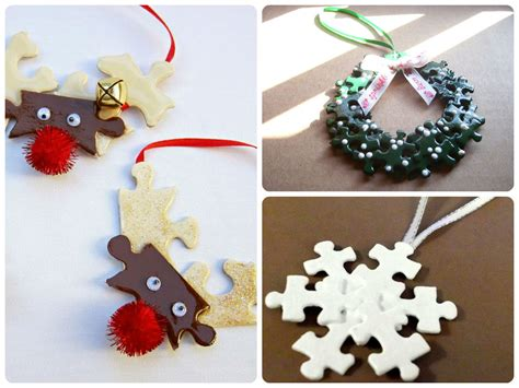 fun recycled christmas tree ornaments