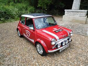 Mini Cooper S 2000 For Sale Rover Mini Cooper S Works Signed By Hopkirk And Cooper For