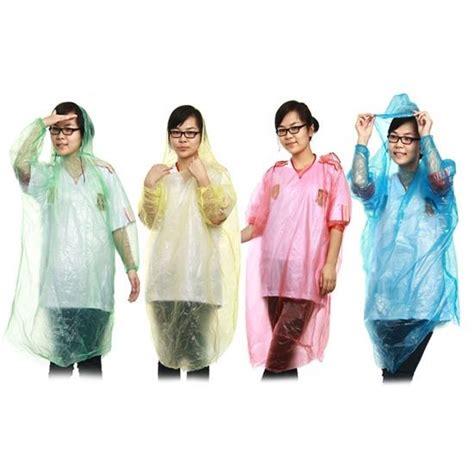 Murah Jas Hujan Plastik Murah jual raincoat jas hujan plastik atau darurat aneka warna barang unik 2018 harga grosir barang