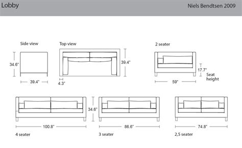 measurements of a sofa typical sofa dimensions nrtradiant com