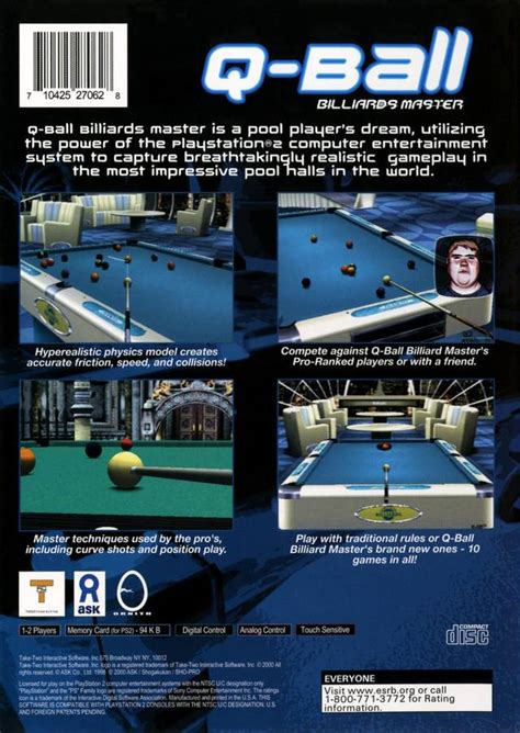 doodle pool psp gameplay q billiards master box for playstation 2 gamefaqs