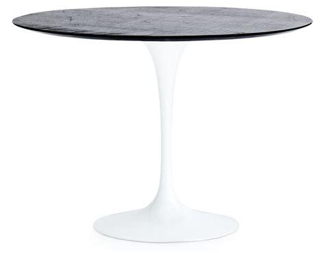 modern round outdoor dining table saarinen outdoor round dining table hivemodern com