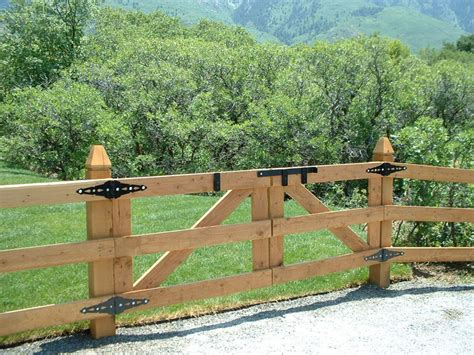 Wood Ranch Rail Fence   Fence & Deck Supply