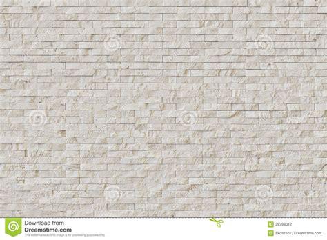 modern brick wall white modern stone brick wall stock illustration image