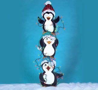 plastic light up penguin penguin lights decorations psoriasisguru com